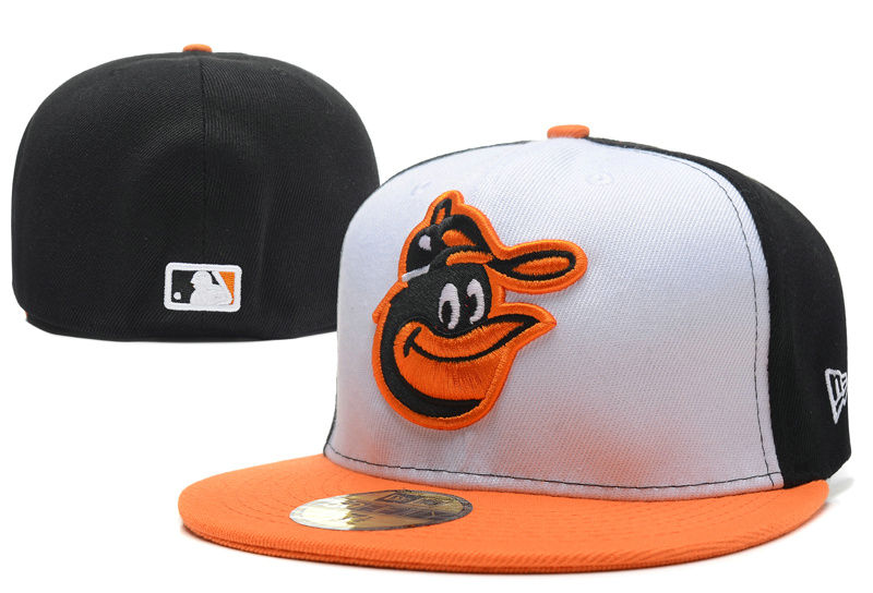 Baltimore Orioles Fitted Hat LX 0701