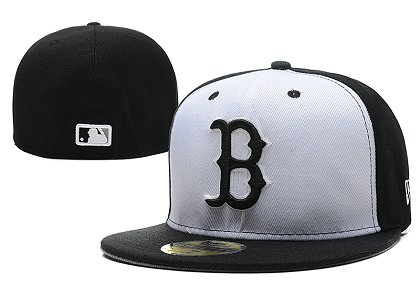 Boston Red Sox LX Fitted Hat 140802 0104