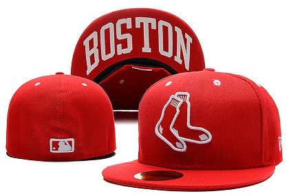Boston Red Sox LX Fitted Hat 140802 0111
