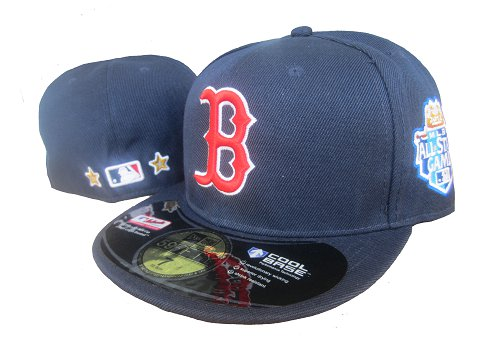 Boston Red Sox 59 Fifty Fitted MLB Hat LX4