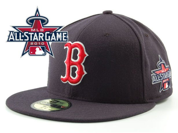Boston Red Sox 2010 MLB All Star Fitted Hat Sf04