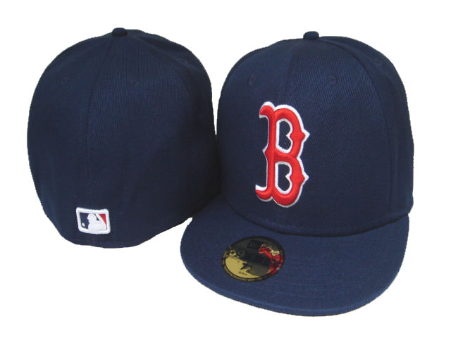 Boston Red Sox MLB Fitted Hat LX01