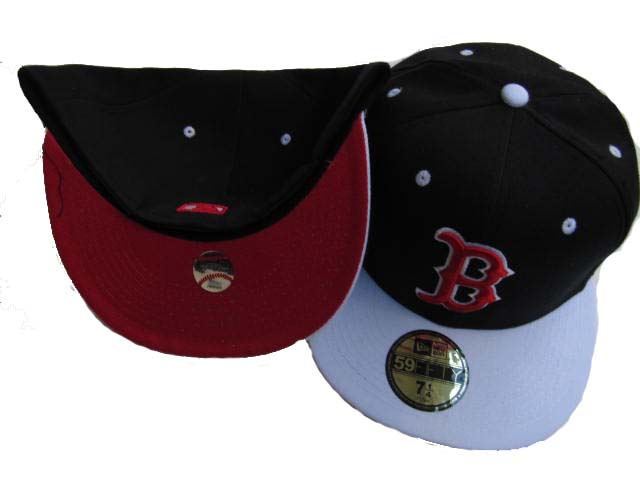 Boston Red Sox MLB Fitted Hat LX02