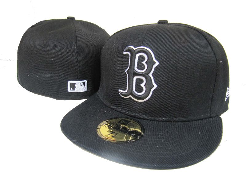 Boston Red Sox MLB Fitted Hat LX03