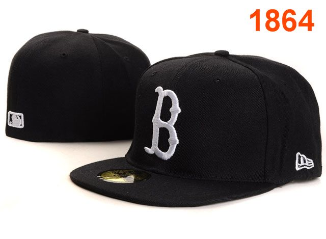 Boston Red Sox MLB Fitted Hat PT03