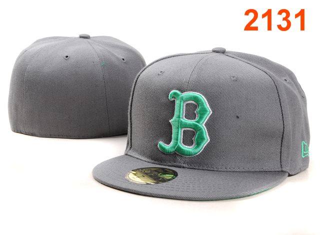 Boston Red Sox MLB Fitted Hat PT14
