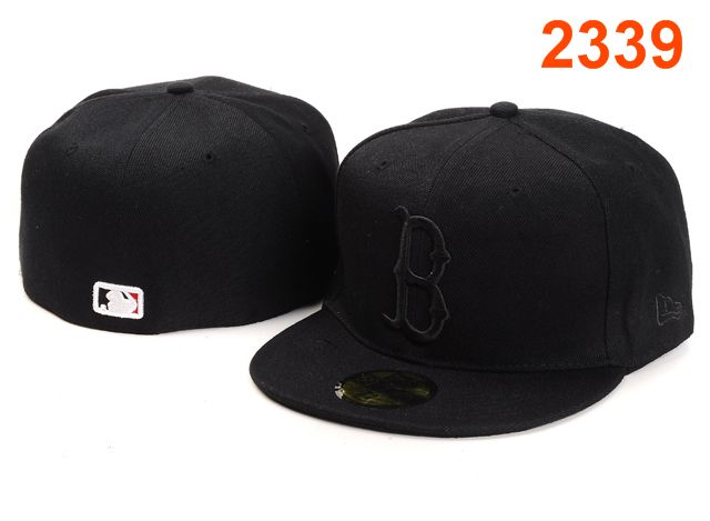 Boston Red Sox MLB Fitted Hat PT20