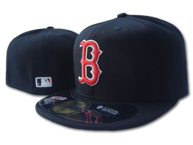 Boston Red Sox MLB Fitted Hat sf2