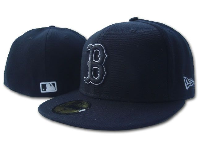 Boston Red Sox MLB Fitted Hat sf3