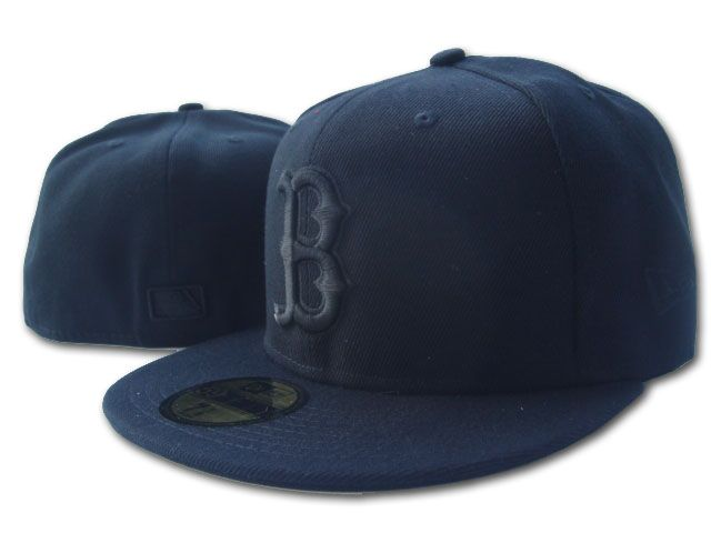 Boston Red Sox MLB Fitted Hat sf4