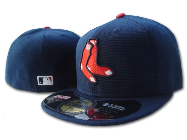 Boston Red Sox MLB Fitted Hat sf6