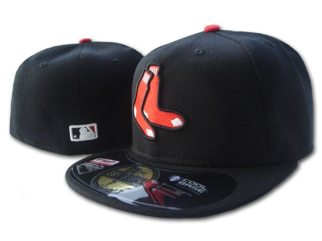 Boston Red Sox MLB Fitted Hat sf7