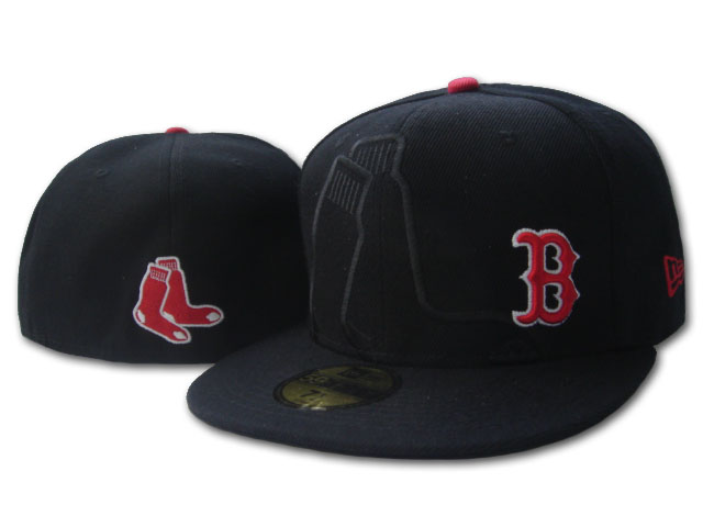 Boston Red Sox MLB Fitted Hat sf8