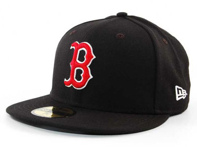Boston Red Sox MLB Fitted Hat sf9