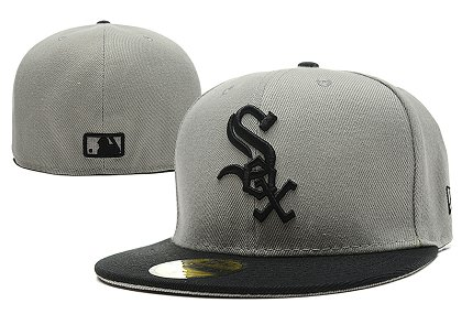 Chicago White Sox LX Fitted Hat 140802 0101