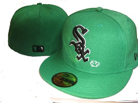 Chicago White Sox MLB Fitted Hat LX5