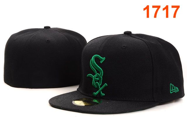 Chicago White Sox MLB Fitted Hat PT05