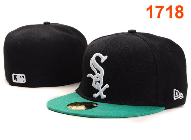 Chicago White Sox MLB Fitted Hat PT06