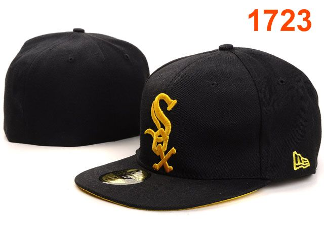 Chicago White Sox MLB Fitted Hat PT11