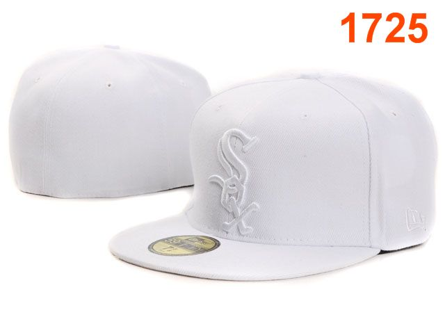 Chicago White Sox MLB Fitted Hat PT13