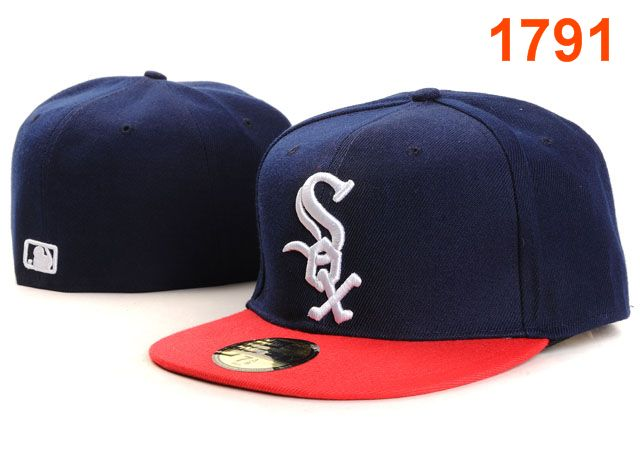 Chicago White Sox MLB Fitted Hat PT19