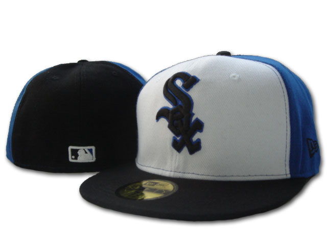 Chicago White Sox MLB Fitted Hat sf1