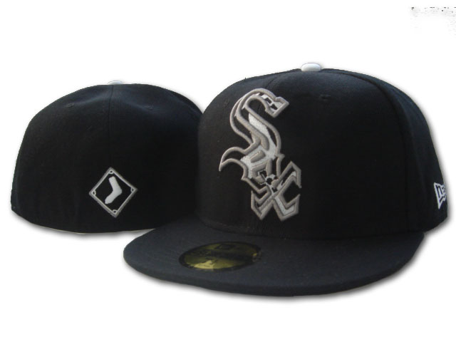 Chicago White Sox MLB Fitted Hat sf2
