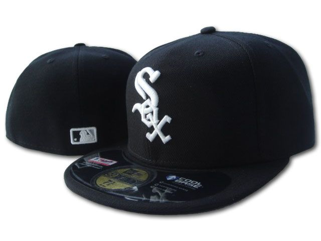 Chicago White Sox MLB Fitted Hat sf3