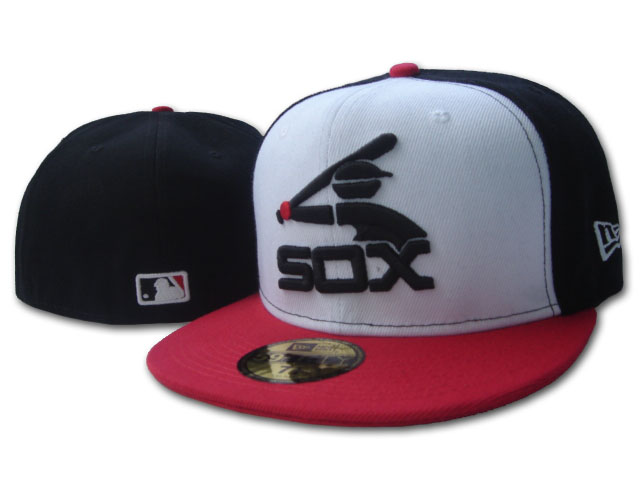 Chicago White Sox MLB Fitted Hat sf4