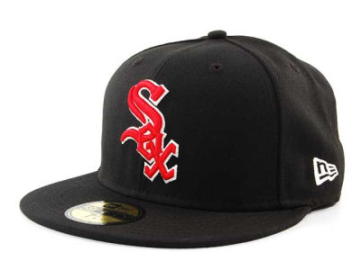 Chicago White Sox MLB Fitted Hat sf5