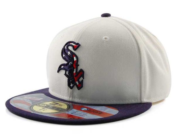 MLB Authentic Collection Fitted Hat SF05