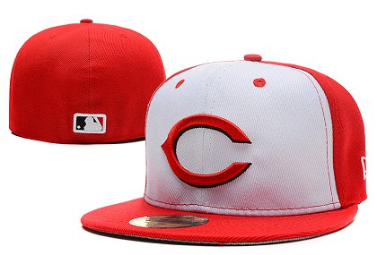 Cincinnati Reds LX Fitted Hat 140802 0121