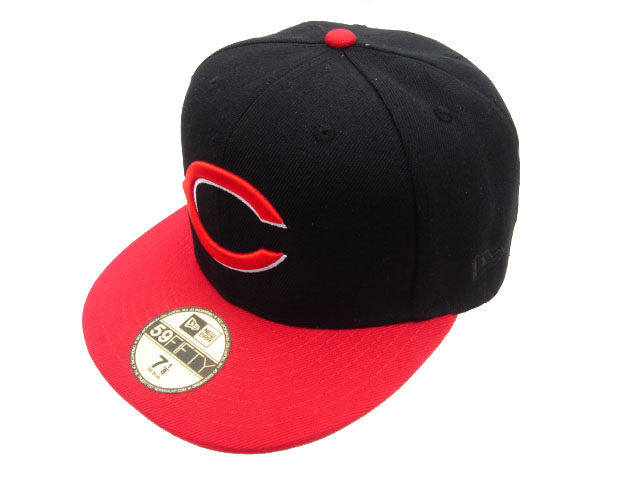 Cincinnati Reds MLB Fitted Hat LX01