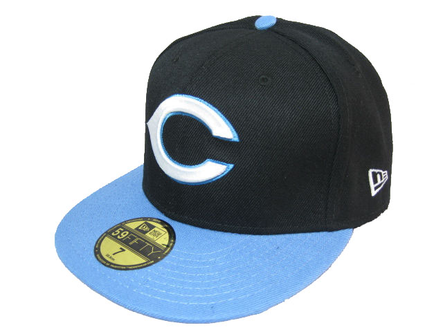 Cincinnati Reds MLB Fitted Hat LX02