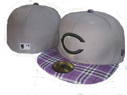 Cincinnati Reds MLB Fitted Hat LX10