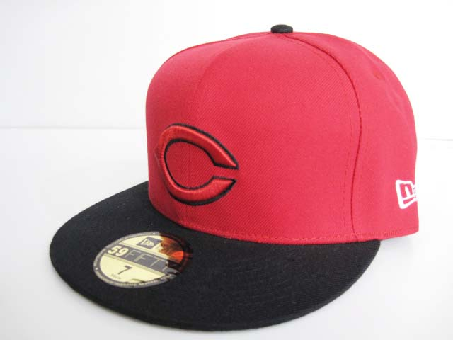 Cincinnati Reds MLB Fitted Hat LX11