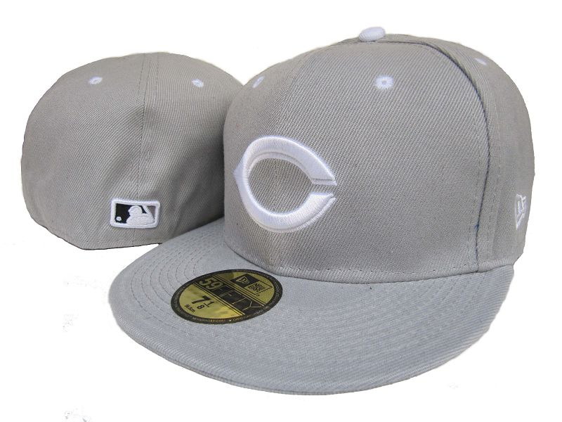 Cincinnati Reds MLB Fitted Hat LX17