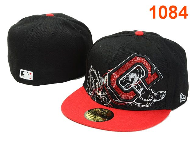 Cincinnati Reds MLB Fitted Hat PT02