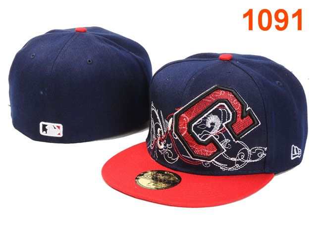 Cincinnati Reds MLB Fitted Hat PT08