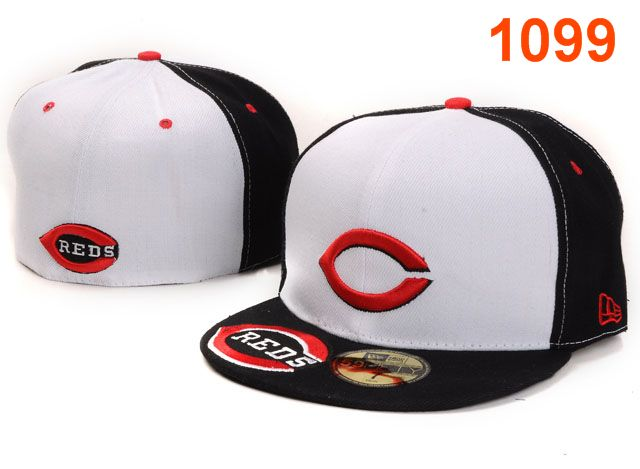 Cincinnati Reds MLB Fitted Hat PT15