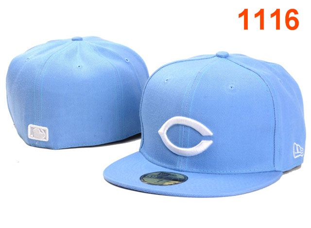 Cincinnati Reds MLB Fitted Hat PT29