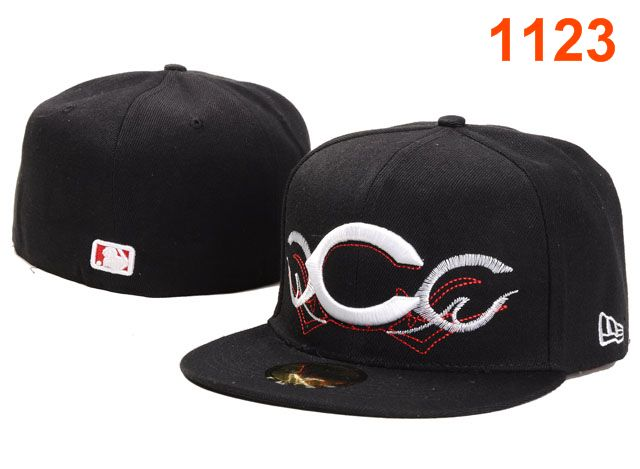 Cincinnati Reds MLB Fitted Hat PT36