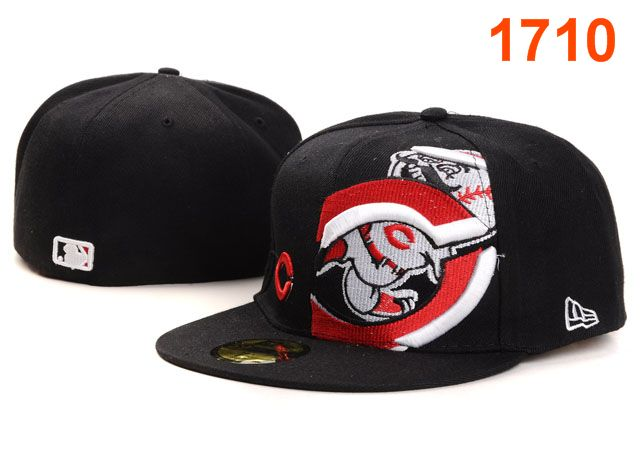 Cincinnati Reds MLB Fitted Hat PT40