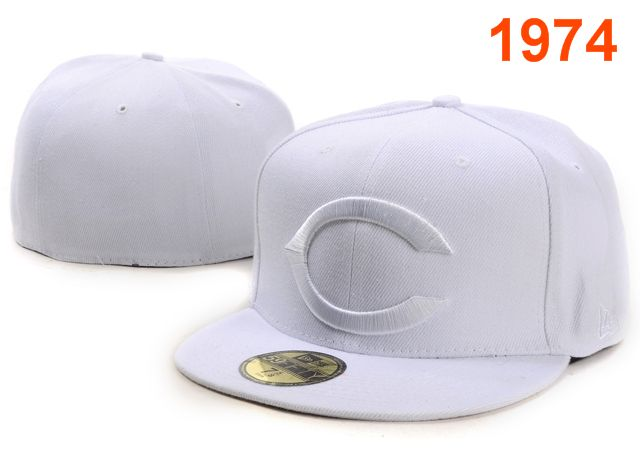 Cincinnati Reds MLB Fitted Hat PT42