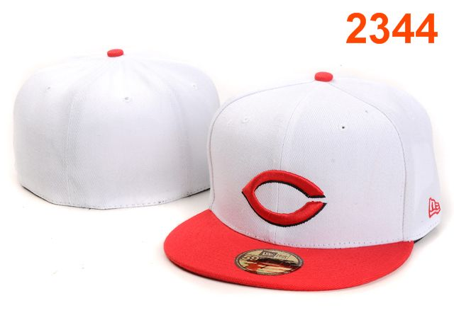 Cincinnati Reds MLB Fitted Hat PT45