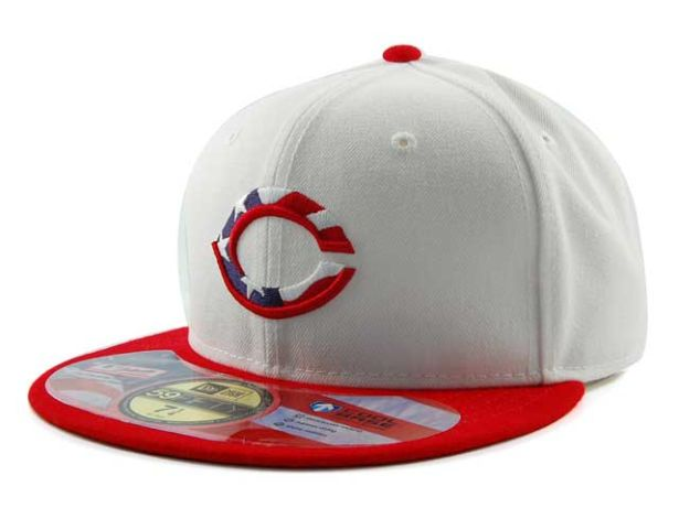 MLB Authentic Collection Fitted Hat SF06