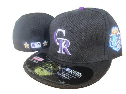 Colorado Rockies 59 Fifty Fitted MLB Hat LX2