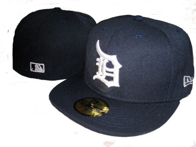 Detroit Tigers MLB Fitted Hat LX3