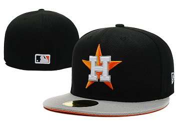 Houston Astros Fitted Hat LX 140812 4