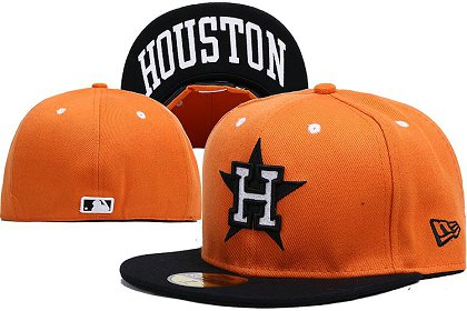 Houston Astros LX Fitted Hat 140802 0141